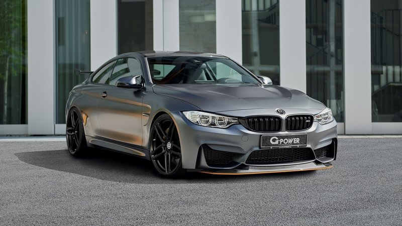 2016 BMW M4 GTS By G-Power