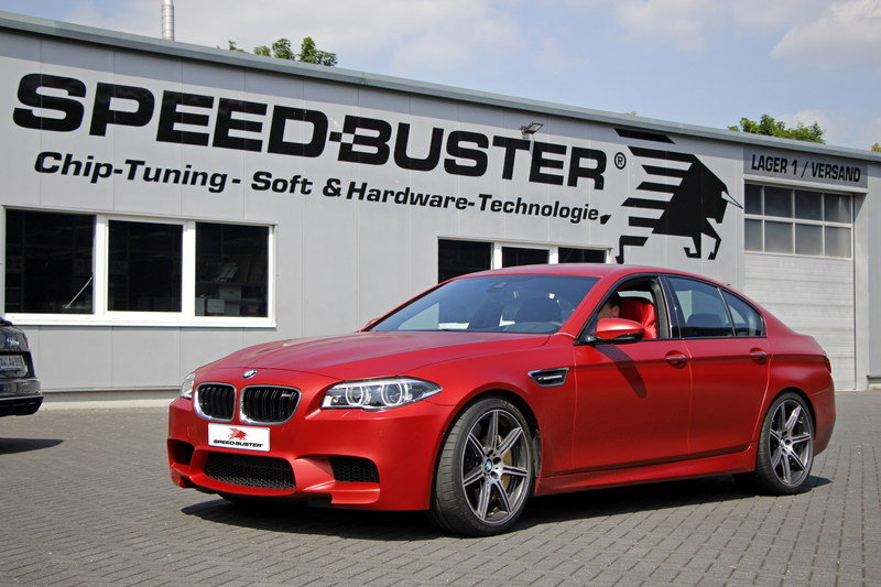 2016 BMW M5 by Speed Buster High Resolution Exterior - image 682264