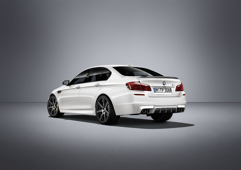 "2017 BMW M5 ""Competition Edition"" High Resolution Exterior - image 683348"