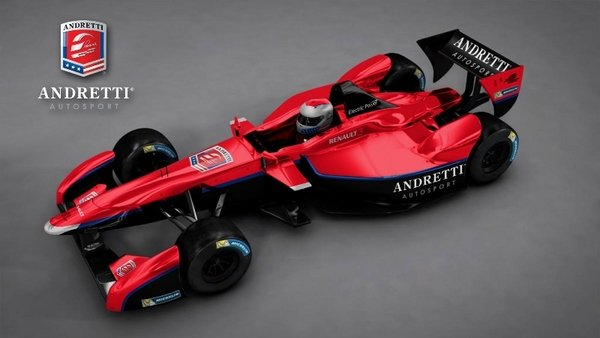 bmw teams up with andretti to join formula ...
