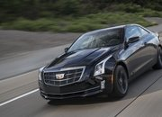 Cadillac ATS Coupe Carbon Black Sport Package