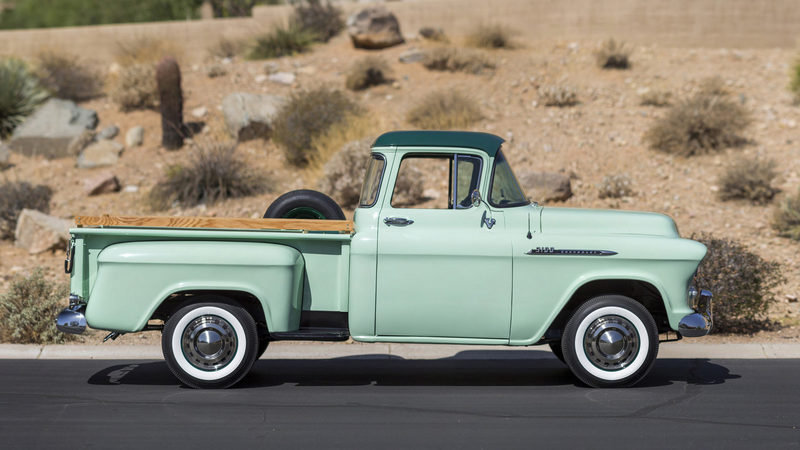 1956 Chevrolet 3100 Pickup Exterior - image 683283