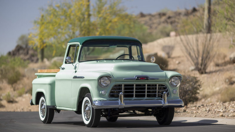1956 Chevrolet 3100 Pickup Exterior - image 683275