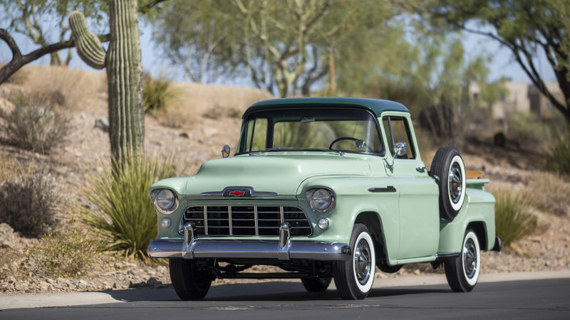 1956 Chevrolet 3100 Pickup Exterior - image 683276