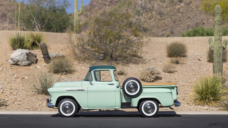 1956 Chevrolet 3100 Pickup Exterior - image 683277