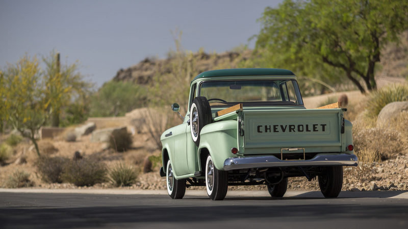1956 Chevrolet 3100 Pickup Exterior - image 683278