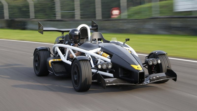 Could The Ariel Atom Go Hybrid In The Future?