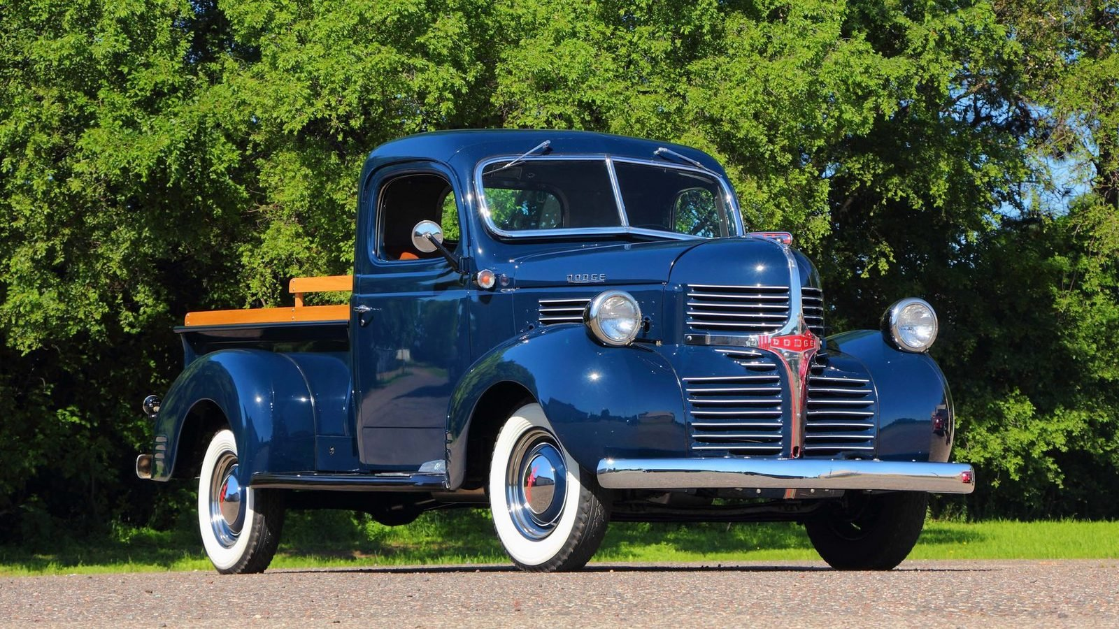 1945 dodge pickup picture 683320 truck review top speed. Black Bedroom Furniture Sets. Home Design Ideas