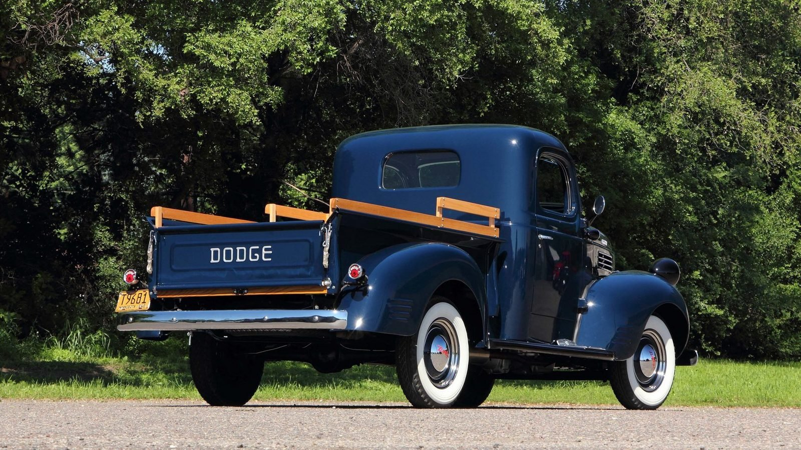 1945 dodge pickup picture 683323 truck review top speed. Black Bedroom Furniture Sets. Home Design Ideas