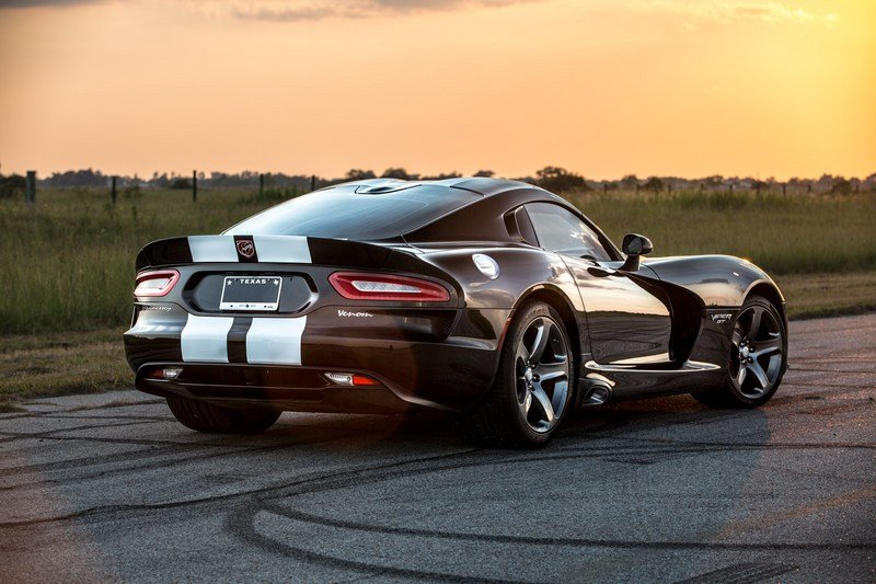2016 Dodge Viper Venom 800 By Hennessey Review Top Speed