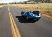 Le Mans-Winning Jaguar D-Type To Be Auctioned In Monterey - image 682313