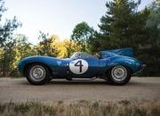 Le Mans-Winning Jaguar D-Type To Be Auctioned In Monterey - image 682322