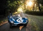 Le Mans-Winning Jaguar D-Type To Be Auctioned In Monterey - image 682327