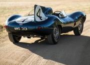 Le Mans-Winning Jaguar D-Type To Be Auctioned In Monterey - image 682304