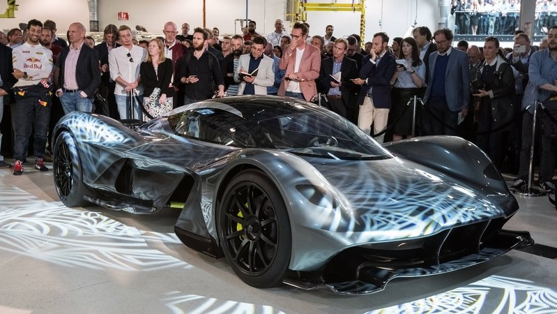Five Reasons Why Aston Martin's AM-RB 001 Could Revolutionize the Supercar Market