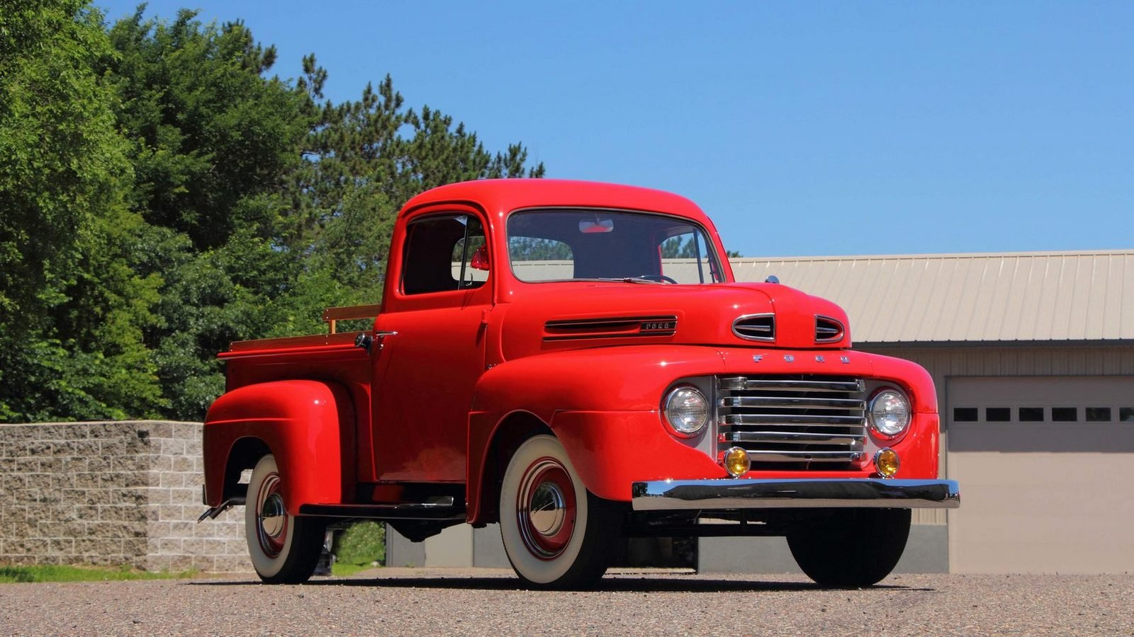 1950 ford f47 pickup picture 683332 truck review top. Black Bedroom Furniture Sets. Home Design Ideas