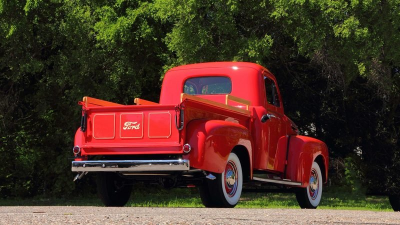 1950 Ford F47 Pickup High Resolution Exterior - image 683335
