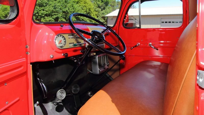 1950 Ford F47 Pickup High Resolution Interior - image 683336