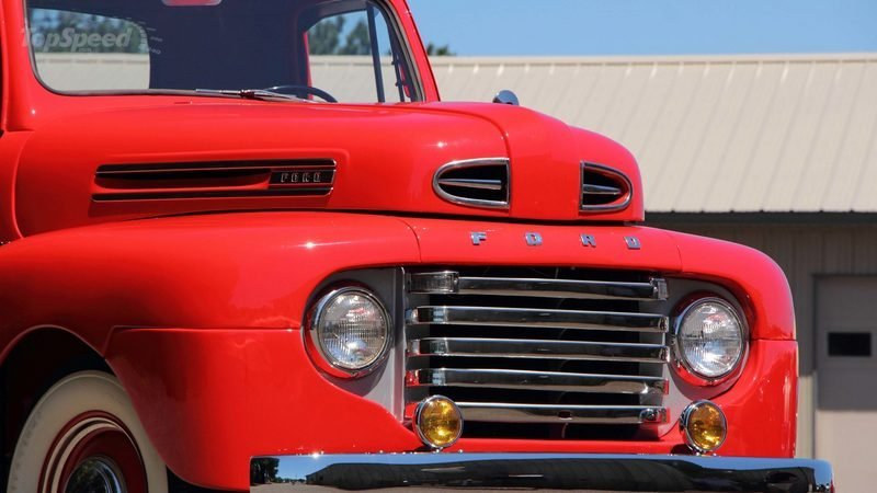 1950 Ford F47 Pickup High Resolution Exterior - image 683330