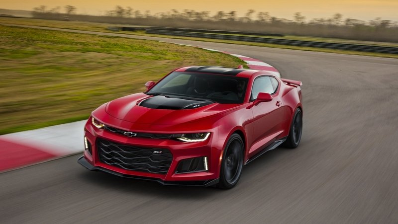 Ford Mustang And Chevrolet Camaro Will Share 10-Speed Transmission