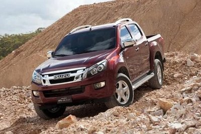 GM, Isuzu Part Ways On Midsize Pickup Development