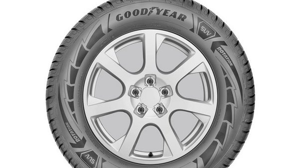 Goodyear Debuts Winter Tire Built For SUVs | truck News ...