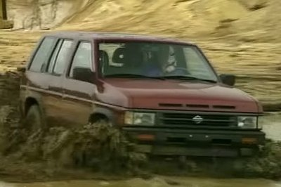 How Did the 1991 Nissan Pathfinder Compare?: Video