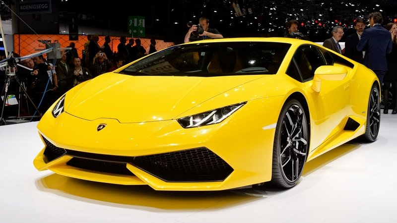 How High will Lamborghini's Sales Climb before they Level Out?