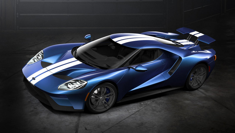 What Does Our Dream Ford GT Look Like? - image 682009