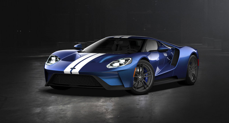What Does Our Dream Ford GT Look Like? - image 682010