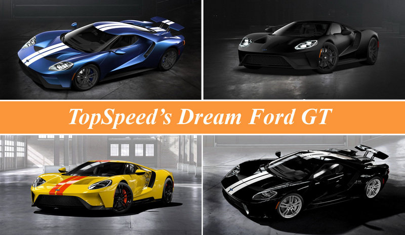What Does Our Dream Ford GT Look Like?