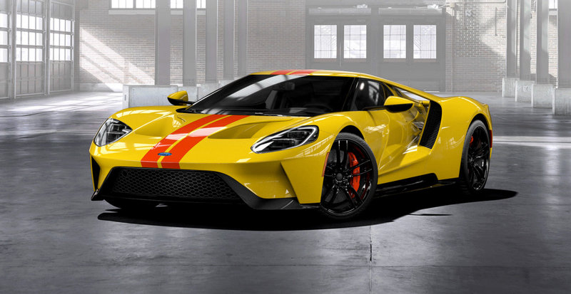 What Does Our Dream Ford GT Look Like? - image 682004