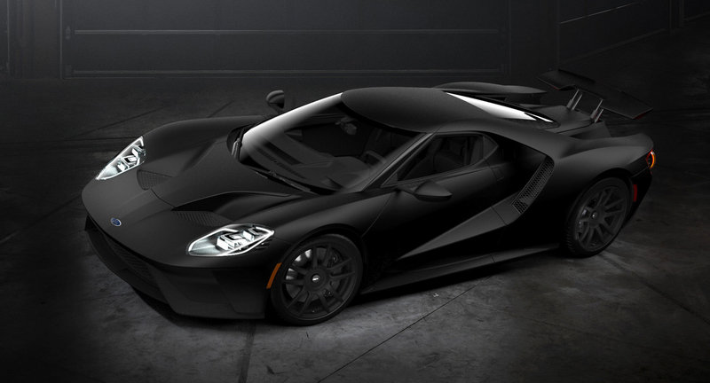 What Does Our Dream Ford GT Look Like? - image 682006
