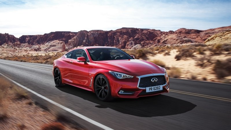 Infiniti Jumps Into Performance Segment With S-Badged Models