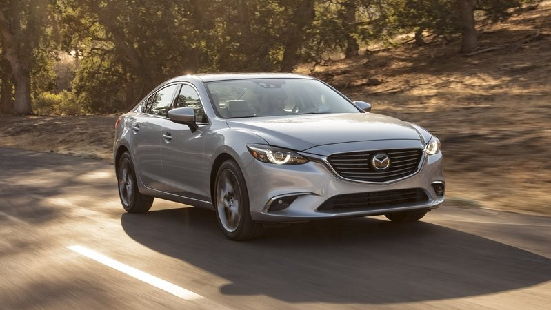 Is The Mazda 6 Getting A Turbocharged Engine?