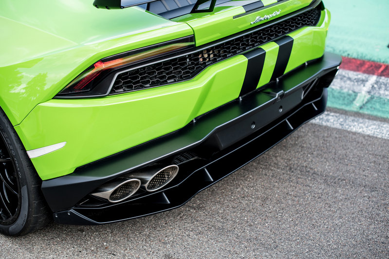 Lamborghini Huracan with After Sales Packages High Resolution Exterior Press Releases - image 683693