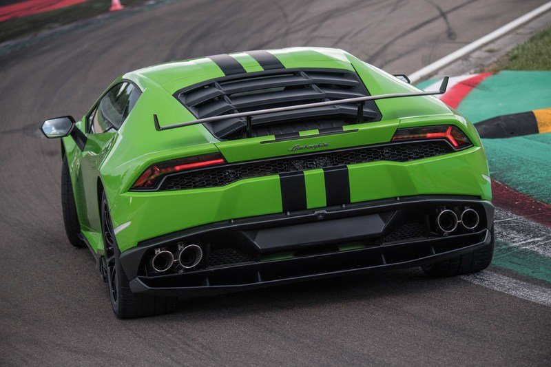 Lamborghini Huracan with After Sales Packages High Resolution Exterior Press Releases - image 683691