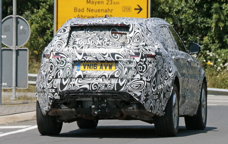 2018 Land Rover Range Rover Sport Coupe Exterior Spyshots - image 683241