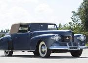 1942 Lincoln Continental Cabriolet - image 683148