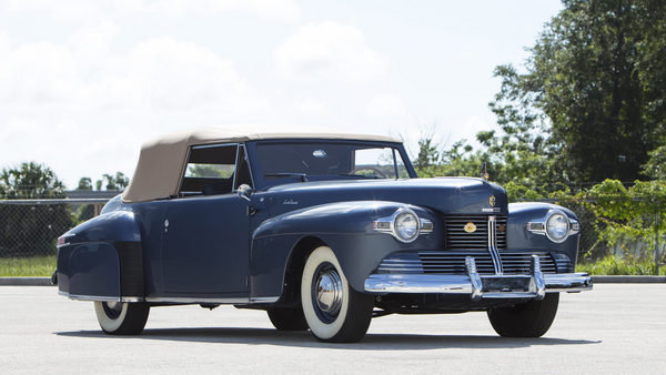 lincoln continental cabriolet - DOC683148