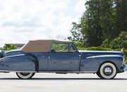 1942 Lincoln Continental Cabriolet - image 683151