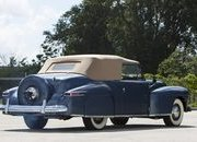 1942 Lincoln Continental Cabriolet - image 683153