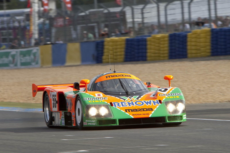 Mazda Pays Tribute To 1991 Le Mans Win With 787B-inspired Livery