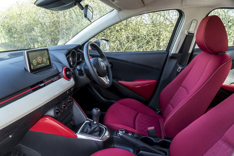 2016 Mazda2 Red Edition High Resolution Interior - image 682634