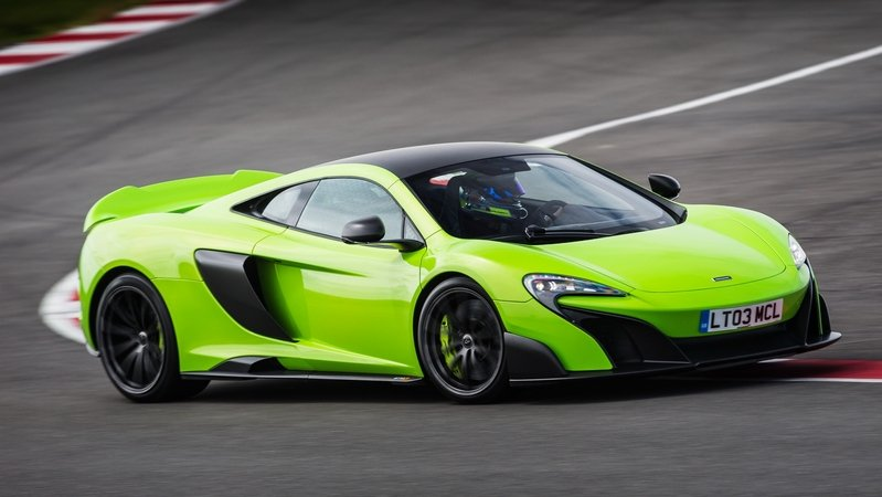 McLaren Planning To Launch New
