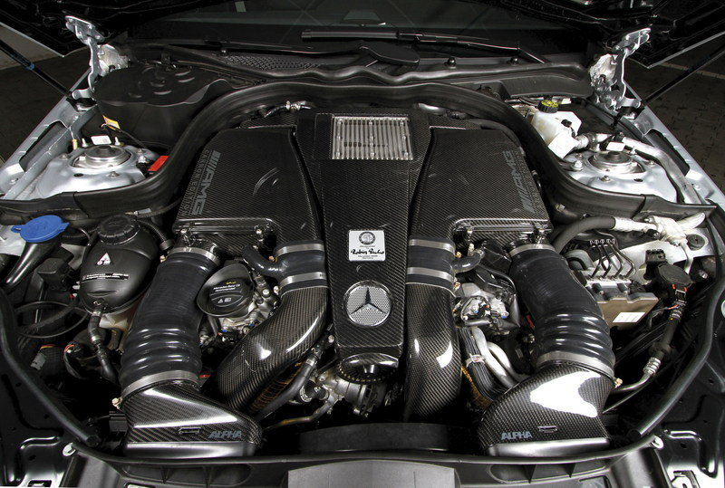 2016 Mercedes-AMG E63 RS850+ By Posaidon High Resolution Drivetrain - image 681589