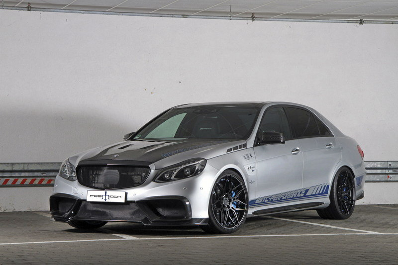2016 Mercedes-AMG E63 RS850+ By Posaidon High Resolution Exterior - image 681594
