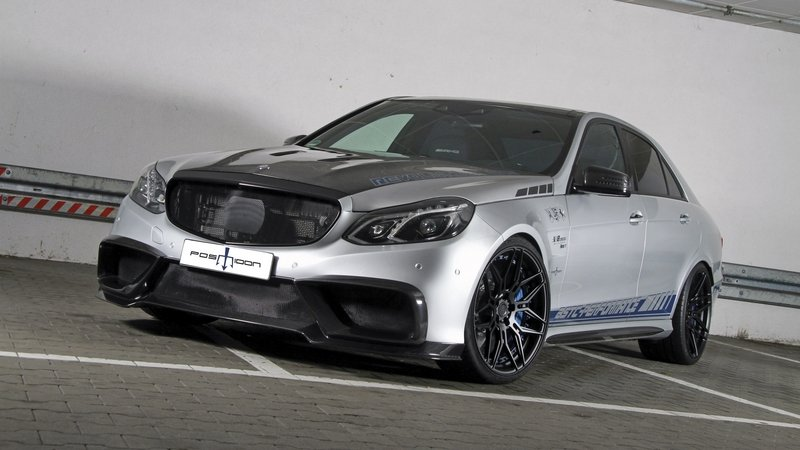 2016 Mercedes-AMG E63 RS850+ By Posaidon