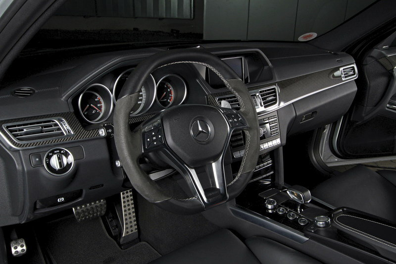 2016 Mercedes-AMG E63 RS850+ By Posaidon High Resolution Interior - image 681585