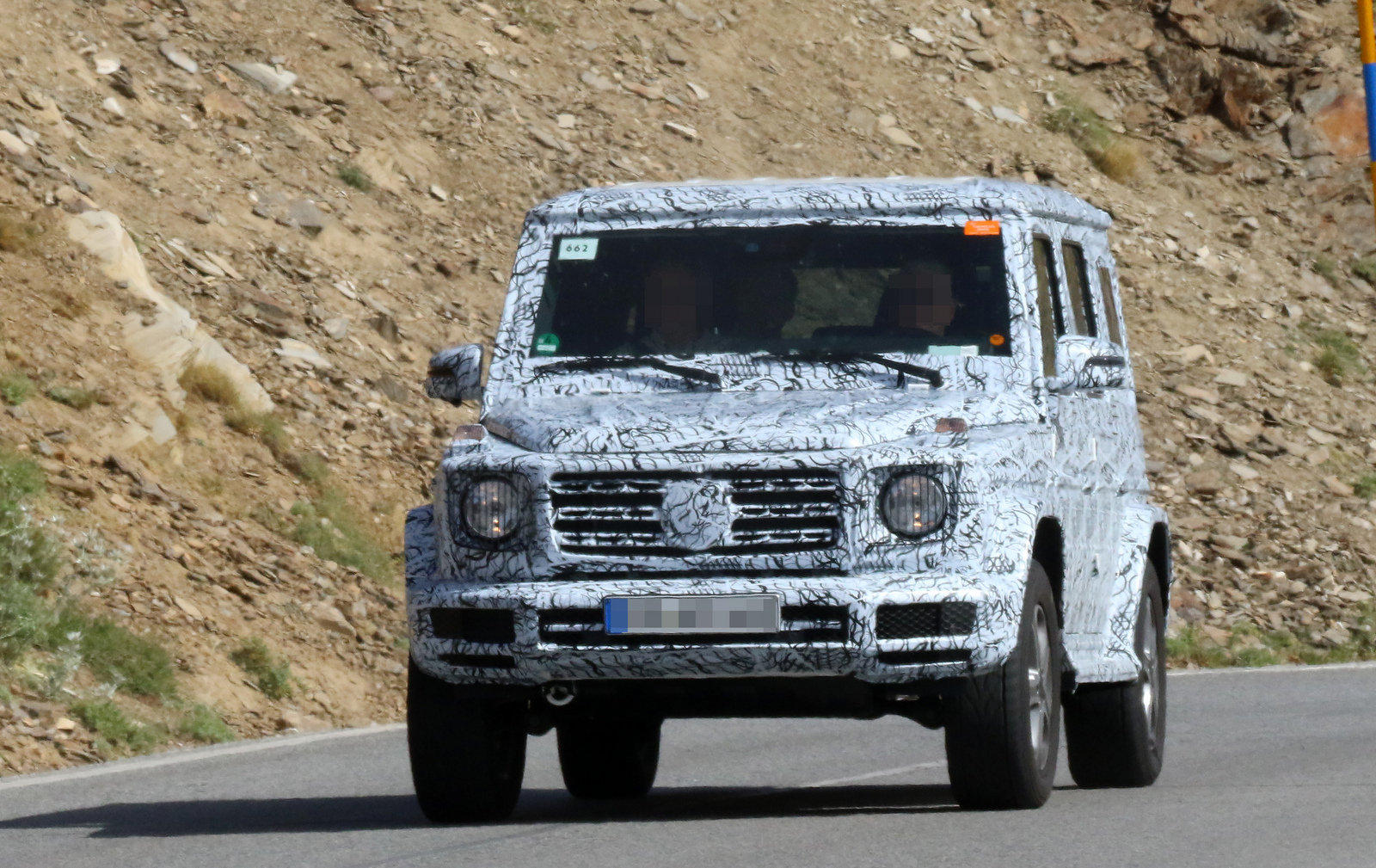 2018 mercedes benz g class picture 683654 truck review top speed. Black Bedroom Furniture Sets. Home Design Ideas